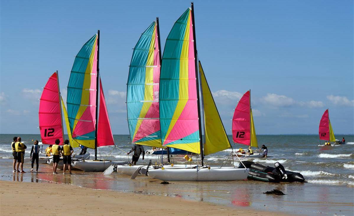 Sports Nautiques A Saint Hilaire De Riez Ou Saint Jean De Monts Sun Marina