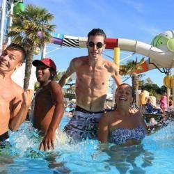 camping de luxe en vendée piscine