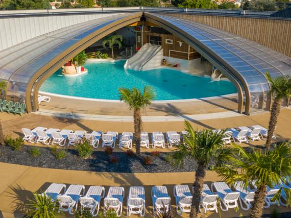 piscine camping 5 etoiles sun marina vendée